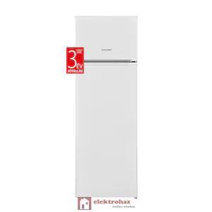 NAVON REF 263+W felülfagyasztós hűtőgép