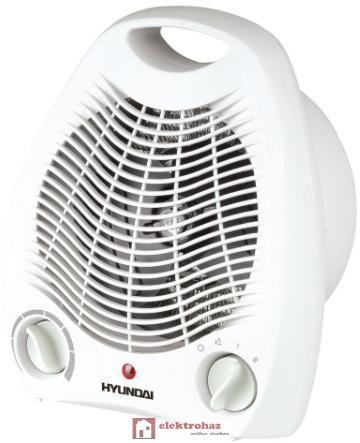 Hyundai H501 ventillátoros asztali  hősugárzó