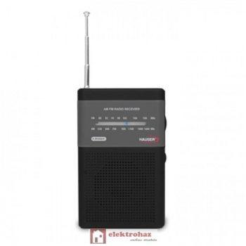 Hauser TR903B fekete rádió