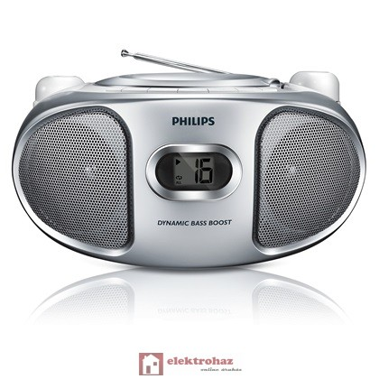 PHILIPS AZ105S/12 CD Soundmachine