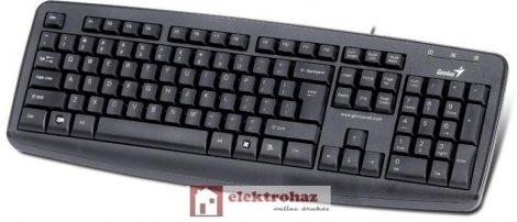GENIUS KB-110X-USB-BLACK billentyűzet