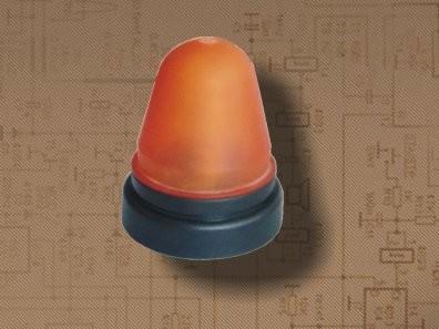 LED villogó lámpa